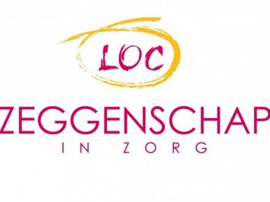 logo van LOC Zeggenschap in zorg