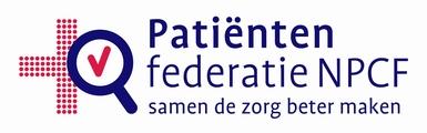 logo van Patiëntenfederatie Nederland