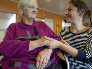 Afbeelding bij 'Convenant in regio Nijmegen maakt werk van werk in het verpleeghuis'