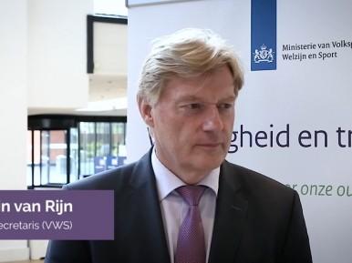 Afbeelding bij 'Video: Van Rijn verwacht grote kwaliteitssprong verpleeghuizen'