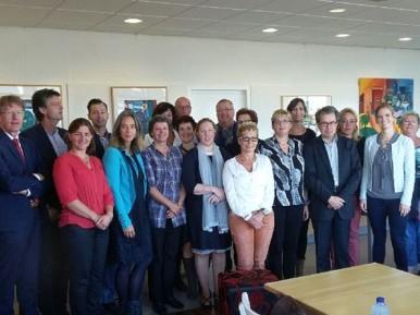 Afbeelding bij 'Verslag: Startbijeenkomst zesde groep deelnemers aan Waardigheid en trots'