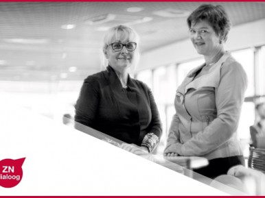 Afbeelding bij 'ZN Dialoog: Afscheid van de afvinklijstjes in de verpleeghuiszorg'