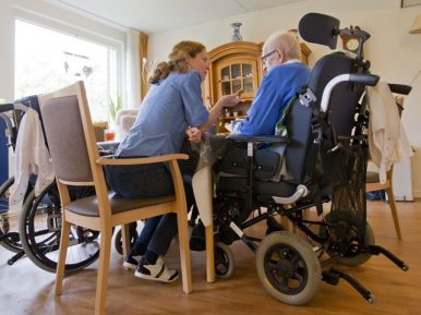 Afbeelding bij 'Behandelcentrum Brabant ondersteunt eerstelijn bij complexe ouderenzorg'