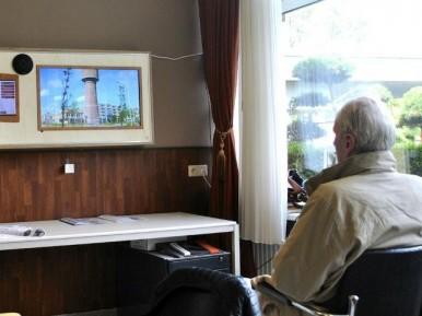 Afbeelding bij 'Persoonlijke digitale collage voor bewoners met dementie'