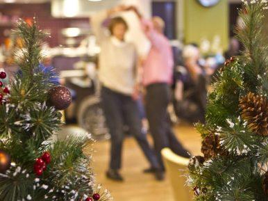 Afbeelding bij 'Cliëntenraad vol lof over de kerstactiviteiten van Argos Zorggroep'