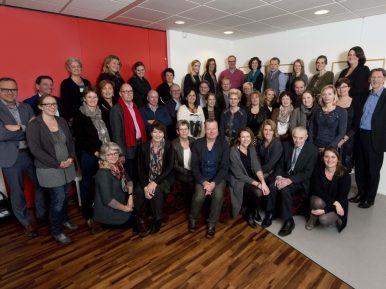 Afbeelding bij 'Introductiebijeenkomst 'kwaliteitsverantwoording': eerste groep deel..'