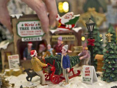 Afbeelding bij 'Barbera Rijnbout (Het Parkhuis) is blij dat ze is ingeroosterd voor de kerst'