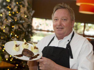 Afbeelding bij 'Willem Nijland, chef-kok, kookt met kerst bij Vivium'