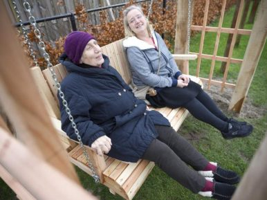 Afbeelding bij 'De Reigershoeve: top dementiezorg waar medewerkers trots op kunnen zijn'