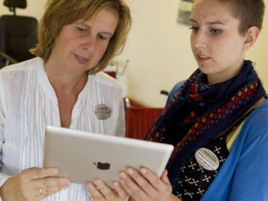 Afbeelding bij 'Dames THe-blik: Digitale dementie'