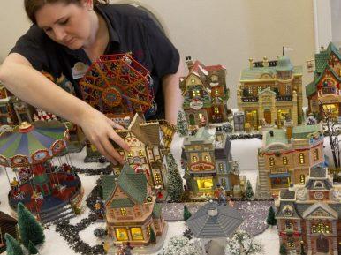 Afbeelding bij 'Lenie Kardienaal (Het Parkhuis): 'De kerst en andere feestdagen zijn altijd bi..'