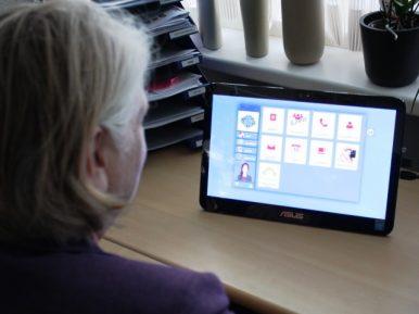 Afbeelding bij 'Topaz Overduin in Katwijk introduceert beeldzorg voor mensen met de ziekte van H..'