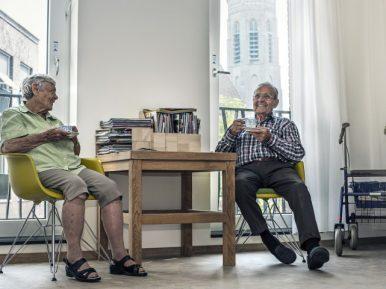 Afbeelding bij 'WVO Zorg onderzoekt daglichtsimulatie bij dementerende bewoners'