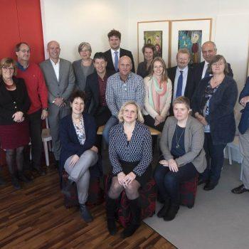 Afbeelding bij 'Introductiebijeenkomst 'PvB in de keten': achtste groep deelnemers met regelruimte'