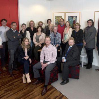 Afbeelding bij 'Introductiebijeenkomst 'Bekostiging Specialist Ouderengeneeskunde': deelnemers met regelruimte'