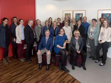 Afbeelding bij 'Introductiebijeenkomst 'Indicatiestelling': laatste groep deelnemers..'