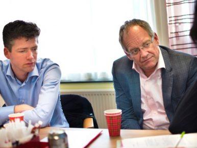 Afbeelding bij 'Tim van Iersel (WoonZorgcentra Haaglanden): Goede zorg bieden'