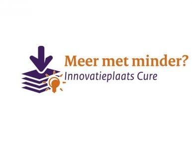 Afbeelding bij 'Innovatieplaats Cure: Meld u aan!'