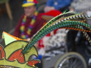 Afbeelding bij 'LuciVer La Verna in Wijchen haalt de carnavalssfeer uit het dorp naar binnen'