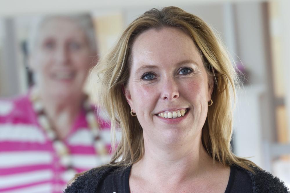 Lianne Snetselaar is klantadviseur bij Opella