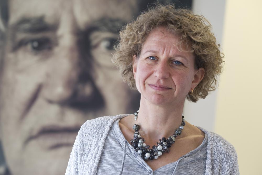 Marieke Bosch is hoofd Servicepunt bij Opella