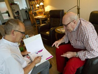 Afbeelding bij 'Advance care planning is een speerpunt in het beleid van Verenso'