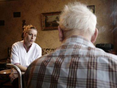 Afbeelding bij 'Levensverhaal centraal: persoonsgerichte zorg voor mensen met dementie'