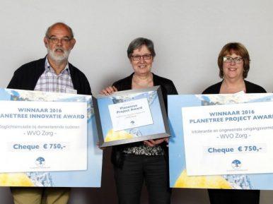 Afbeelding bij 'Twee projecten WVO Zorg onderscheiden met Planetree Awards'