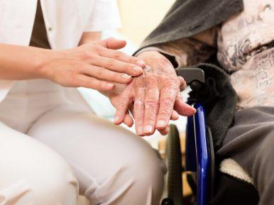 Afbeelding bij 'E-learning: probleemgedrag bij dementie'