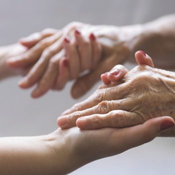 Afbeelding bij 'Samenspel tussen professional, cliënt en mantelzorger/vrijwilliger'