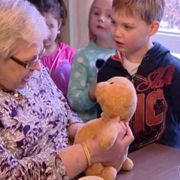 Afbeelding bij 'In Oosterwolde organiseren verpleeghuis en basisschool gezamenlijk activiteiten'