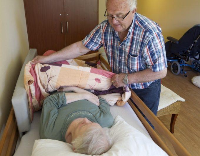 Afbeelding bij 'Financiering palliatieve zorg in het verpleeghuis'
