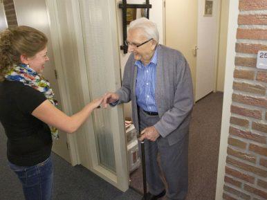 Afbeelding bij 'Het Aanmeldportaal voorkomt onnodige opname kwetsbare oudere in het ziekenhuis'
