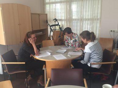 Afbeelding bij 'Verslag bijeenkomst themagroep 'Cliënt Centraal' over Projectleider..'