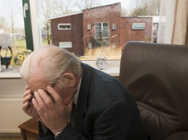 Afbeelding bij 'Omgaan met somberheid en verdriet bij verpleeghuisbewoners'
