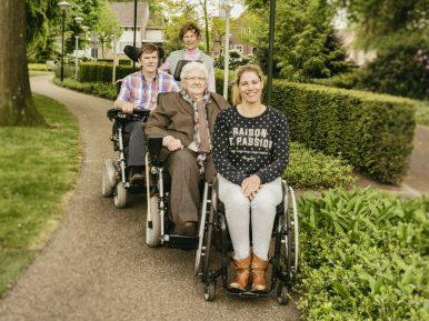 Afbeelding bij 'Familiezorg en Familiedag bij Laverhof'