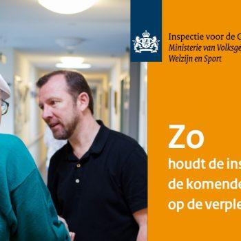 Afbeelding bij 'IGZ presenteert nieuwe visie op toezicht verpleeg(huis)zorg'