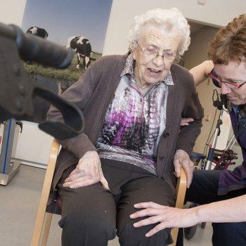 Afbeelding bij 'Proefproject ZELF stimuleert beweging en zelfredzaamheid bij ouderen'