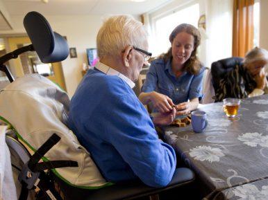 Afbeelding bij 'Innovatieve dementiezorg bij Cicero Zorggroep: Waar zorg de ziel ontmoet'