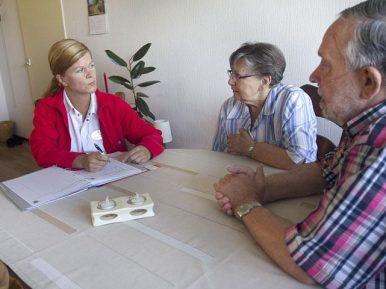 Afbeelding bij 'Onderzoek zorgleefplan: Heeft de cliënt invloed?'