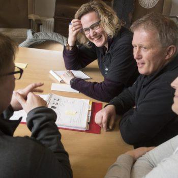 Afbeelding bij 'Dialoog voeren in een team'