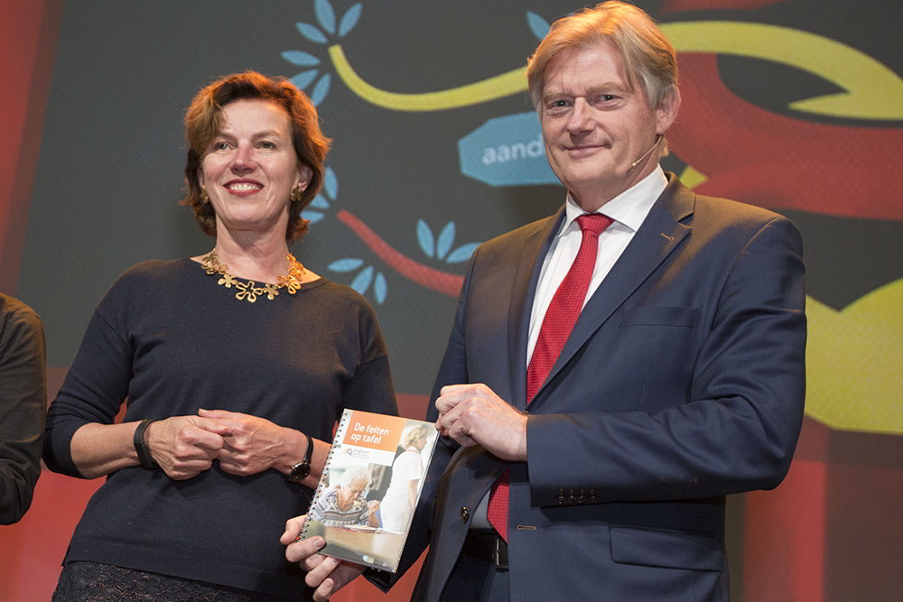 Dianda Veldman en Martin van Rijn