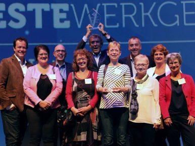 Afbeelding bij 'Frankelandgroep en Sint Jozefoord beste werkgevers van 2016'