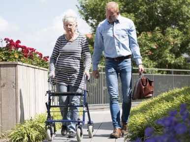 Afbeelding bij 'Amnon Weinberg: 'We moeten ons als specialisten ouderengeneeskunde veel meer p..'