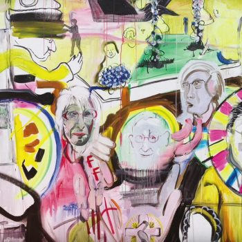 Afbeelding bij 'Kunst en Cultuur horen bij Vitalis als vanzelfsprekend tot het dagelijkse leven'