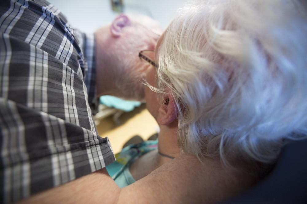 Echtpaar over seksualiteit in het verpleeghuis