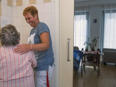 Afbeelding bij 'Zorggroep Elde: 'Het zijn de details die ertoe doen bij liefdevolle zorg&#..'