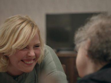 Afbeelding bij 'Videoportret Grietje Kooistra (Liante) 'Mensen met dementie een zo gewoon moge..'