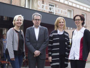 """Afbeelding bij '""""Beste werkgever"""" Sint Jozefoord geeft medewerkers ontwikkelruimte'"""