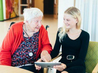 Afbeelding bij 'Eva van Zelm (Topaz): 'Kwaliteitskader Verpleeghuiszorg maakt medewerkers ..'